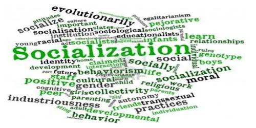 Characteristics or Features of Socialization