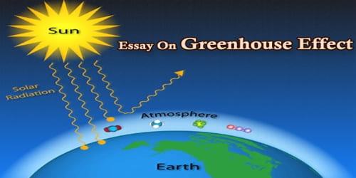 Essay on Global Warming and the Greenhouse Effect | Bartleby