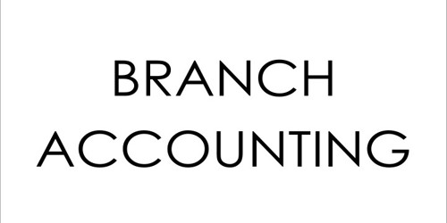 Accounting Records of Independent Branch